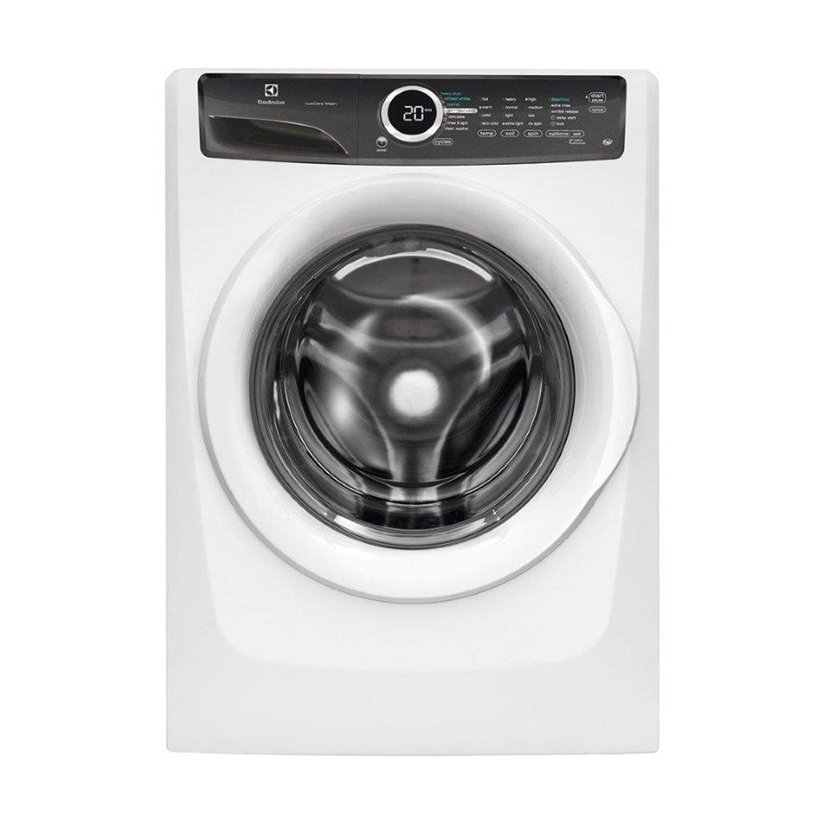 Lavadora electrolux frontal 21kg blanca sears com mx for Funcion de la lavadora