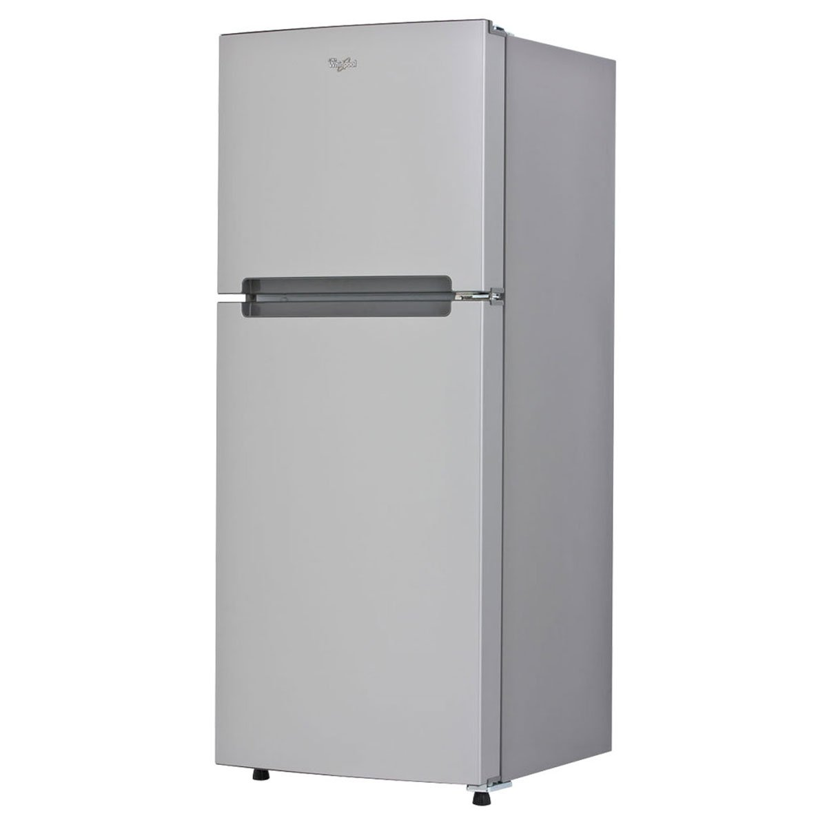 Refrigerador whirlpool top mount 11 pies steel pro sears for Refrigerador whirlpool