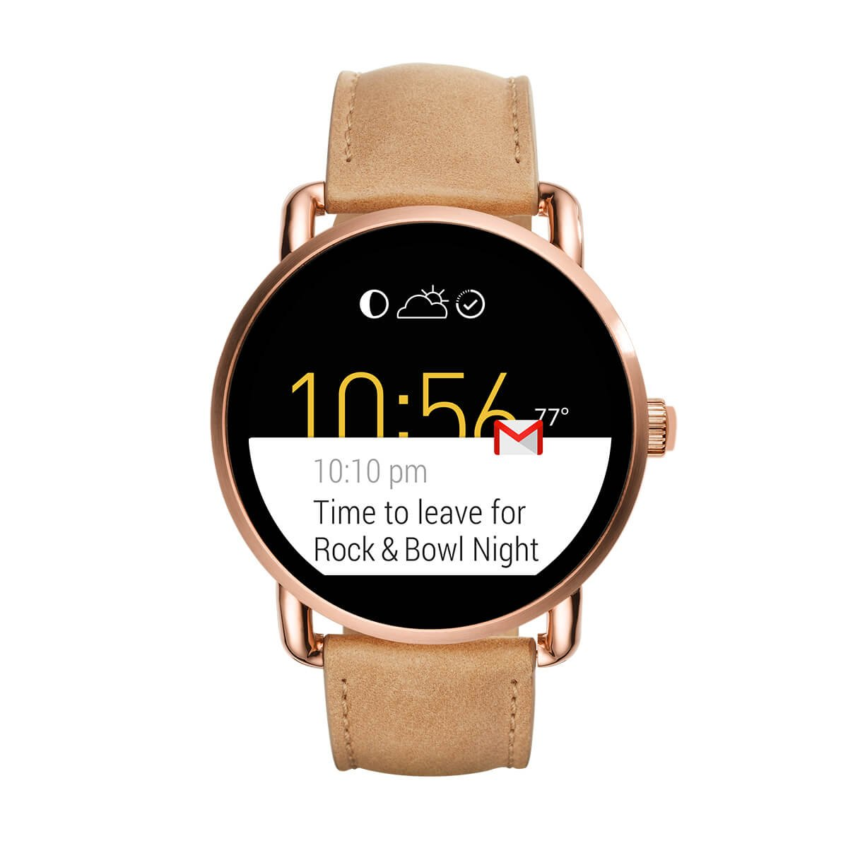 smartwatch dama fossil q wander ftw2102 sears com mx me entiende. Black Bedroom Furniture Sets. Home Design Ideas