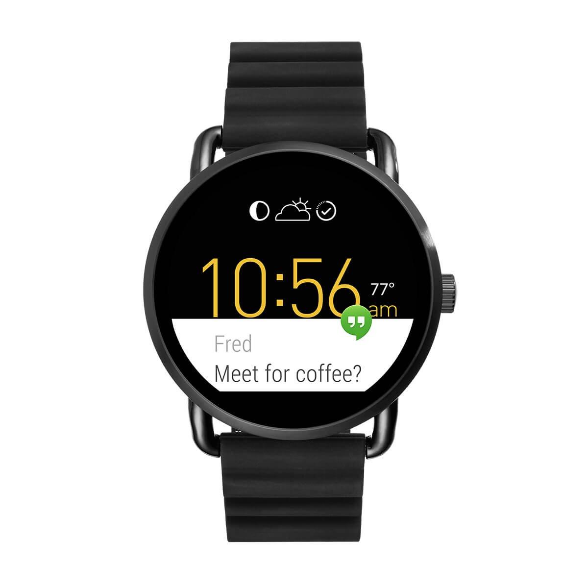 Smartwatch Dama Fossil Q Wander Ftw2103