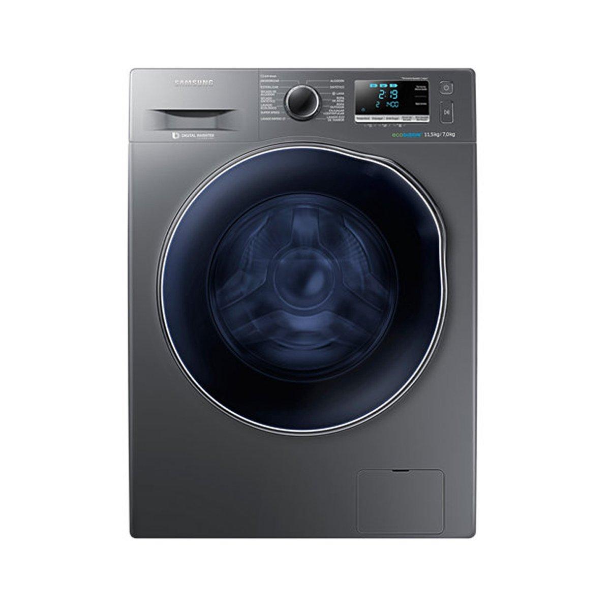Lavasecadora Samsung 11.5Kg Inox