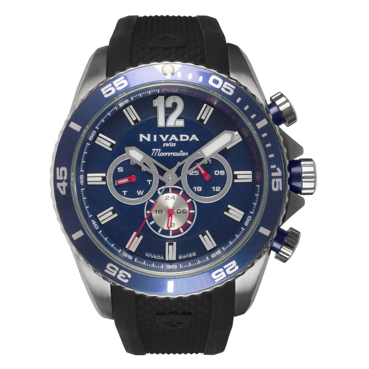 Reloj Caballero Nivada NP16507MACAA | SEARS.COM.MX - Me