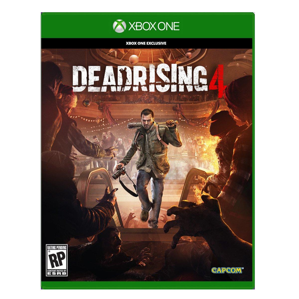 Xbox One Dead Rising 4 | SEARS.COM.MX - Me entiende!