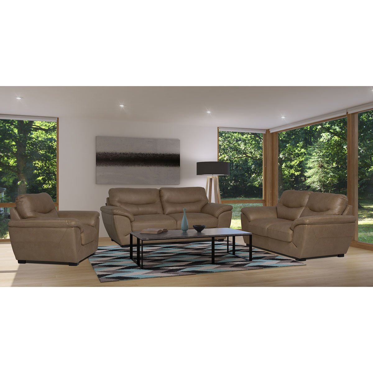 Sala ryan muebles boal texas beige sears com mx me for Muebles beige