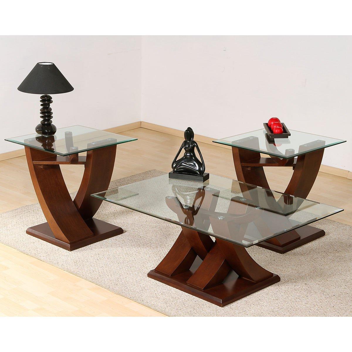 Mesa lateral siria para sala sears com mx me entiende for Salas de madera modernas