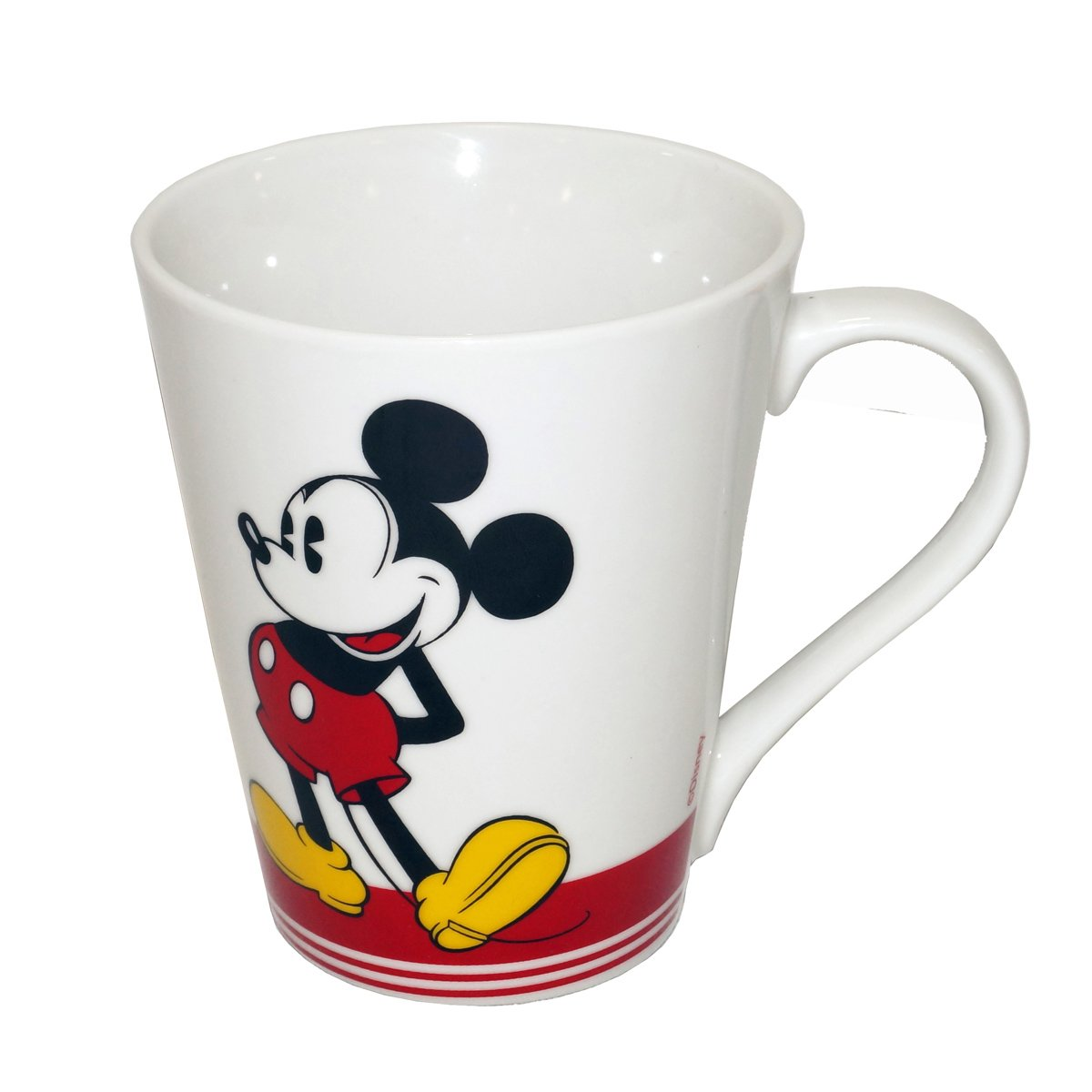 Taza de porcelana 12 oz mickey in love siglo xxi sears for Tazas porcelana