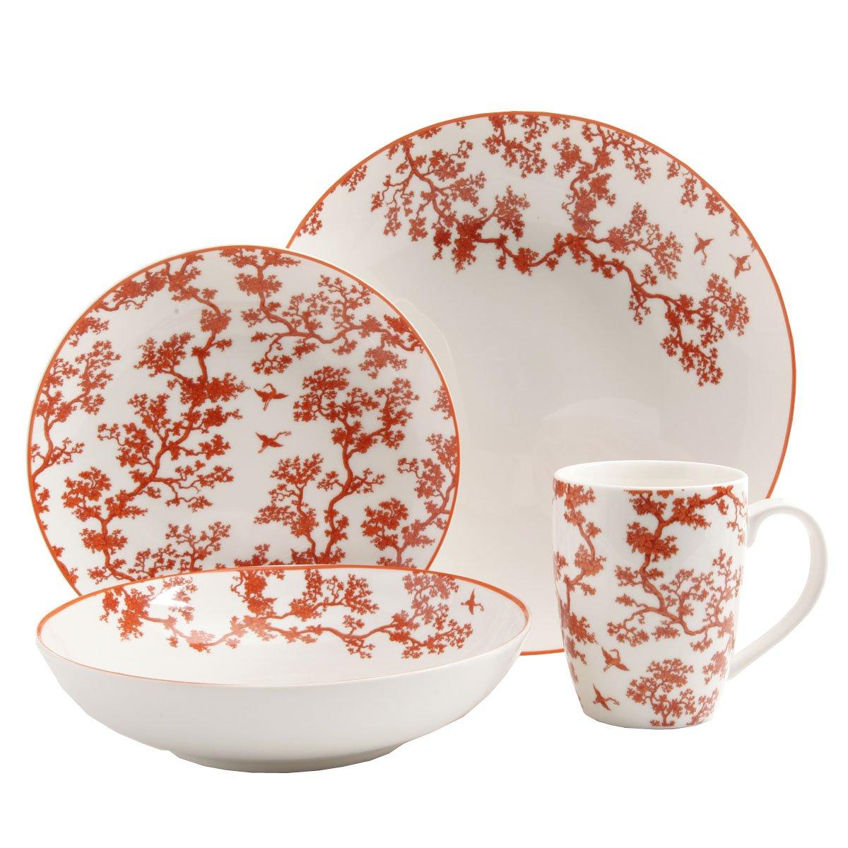 Vajilla de cer mica 4 piezas gibson sears com mx me for Vajilla ceramica