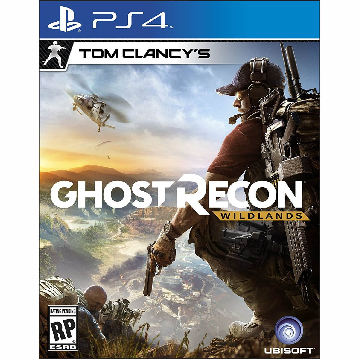 Ps4 Ghost Recon Wildlands Limited