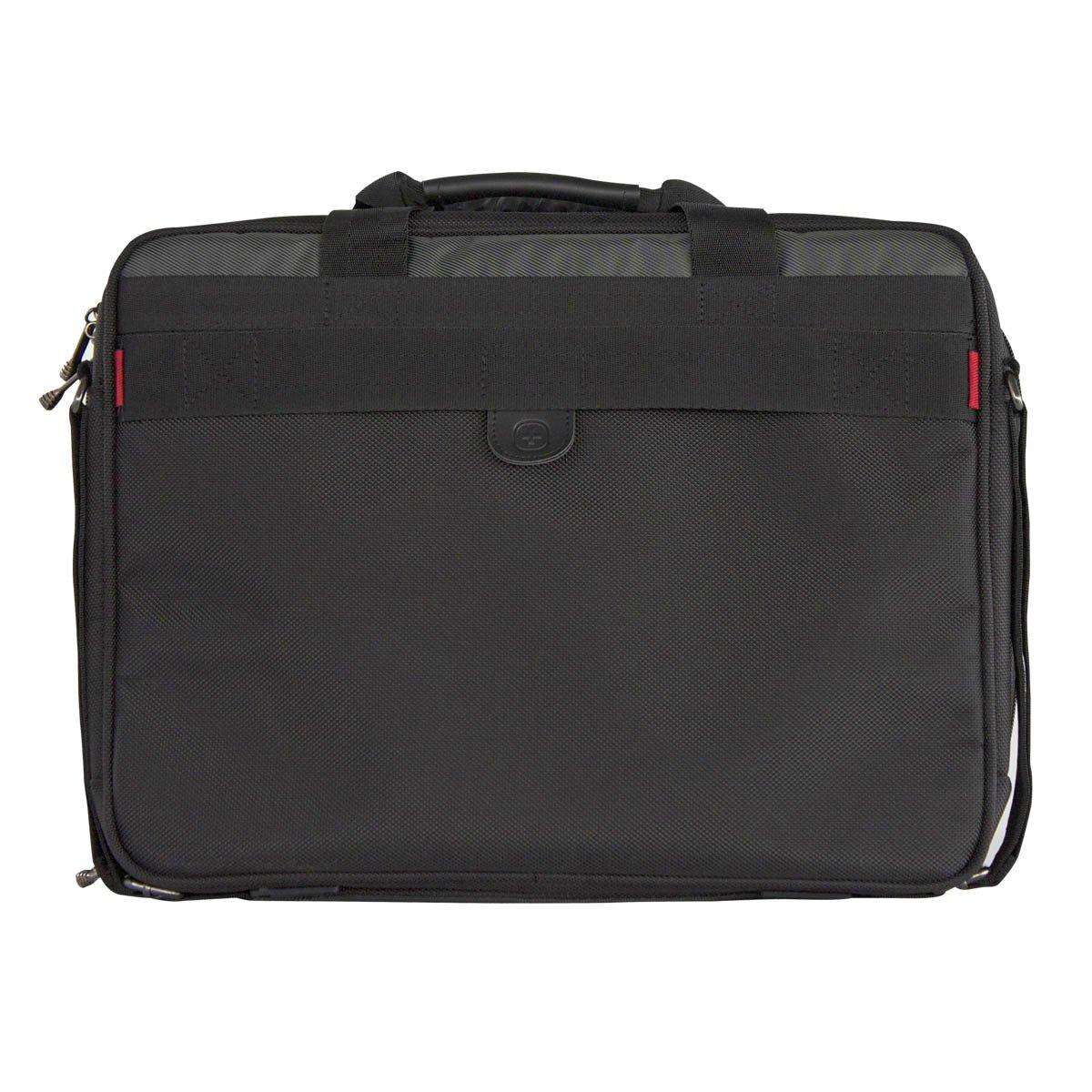 Malet n porta laptop 16 legacy negro con gris - Notebook con porta parallela ...