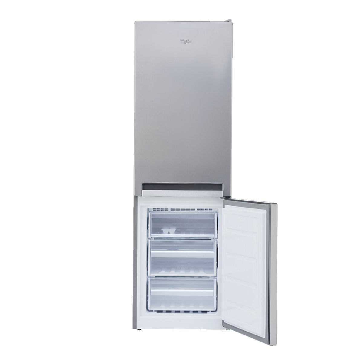 Refrigerador whirlpool button 11p wrb311dmbm acero sears for Refrigerador whirlpool