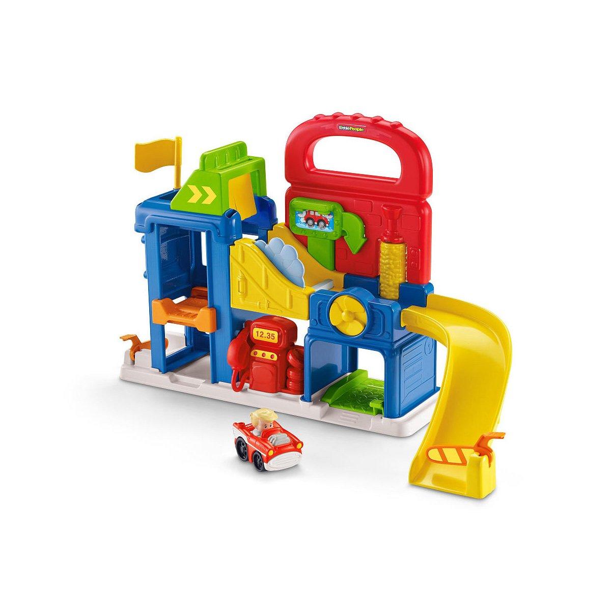 Little people wheelies garage sears com mx me entiende for Garage a persan