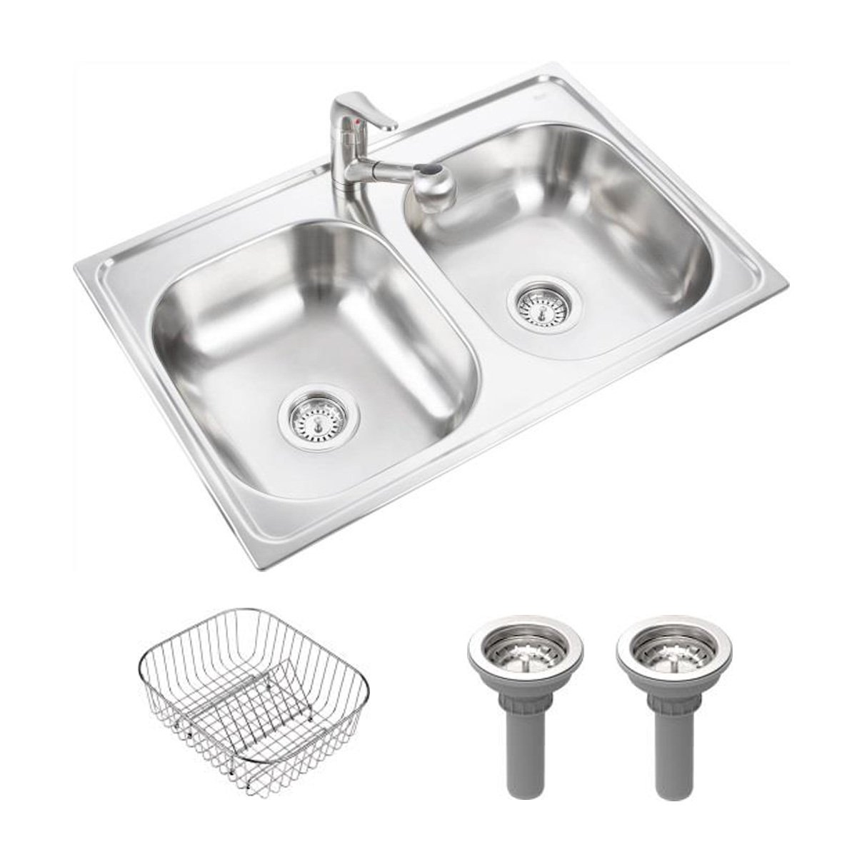 Tarja con accesorios paquete tekaway 2c 7 mj - Teka accesorios cocina ...