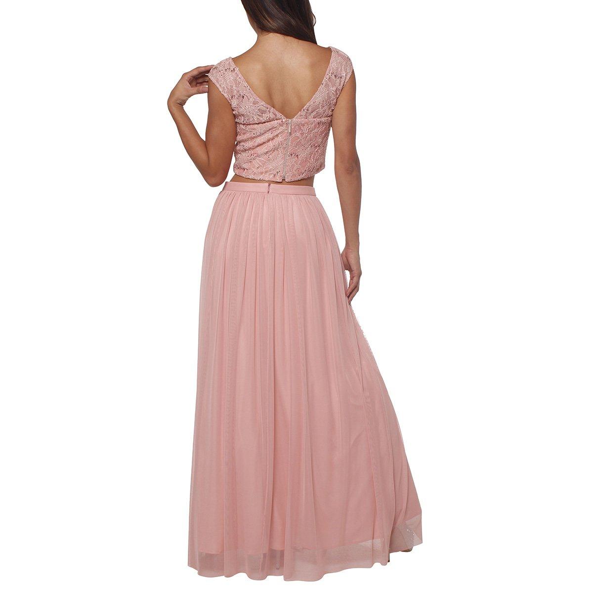 Excelente Sears Vestido De Fiesta Cresta - Colección de Vestidos de ...