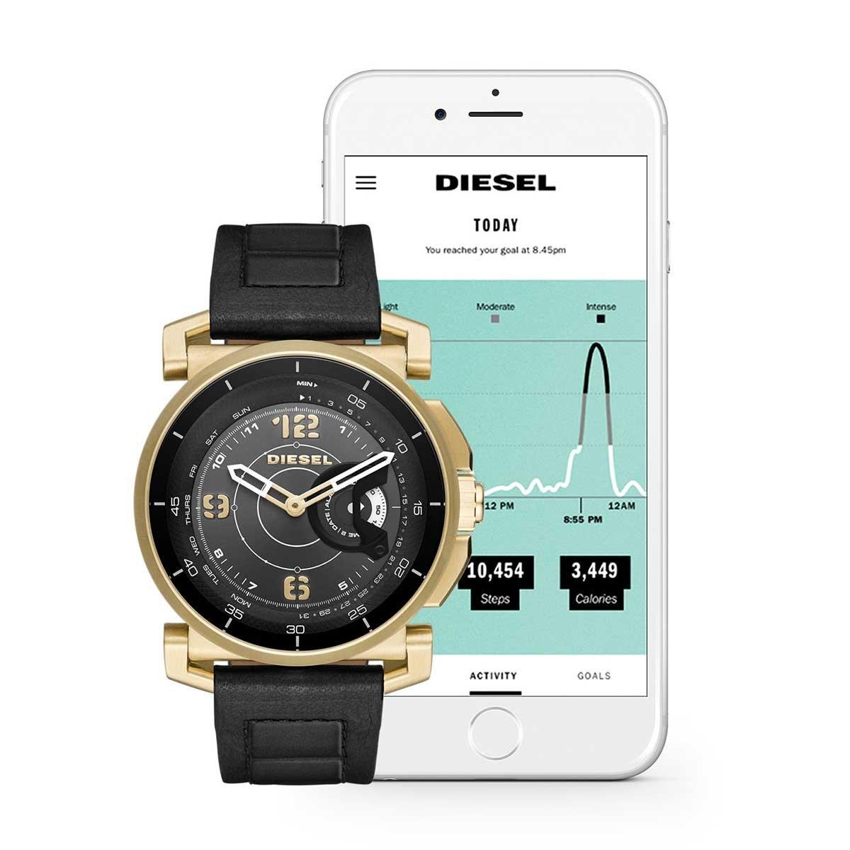 Smartwatch Caballero H 237 Brido Dieselon Dzt1004 Sears Com