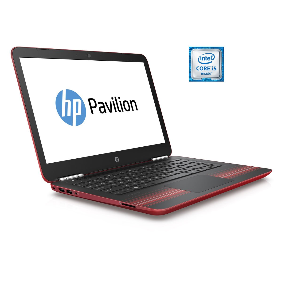 Paquete Laptop Hp 14-Al012 Backpack Mouse y Cuaderno