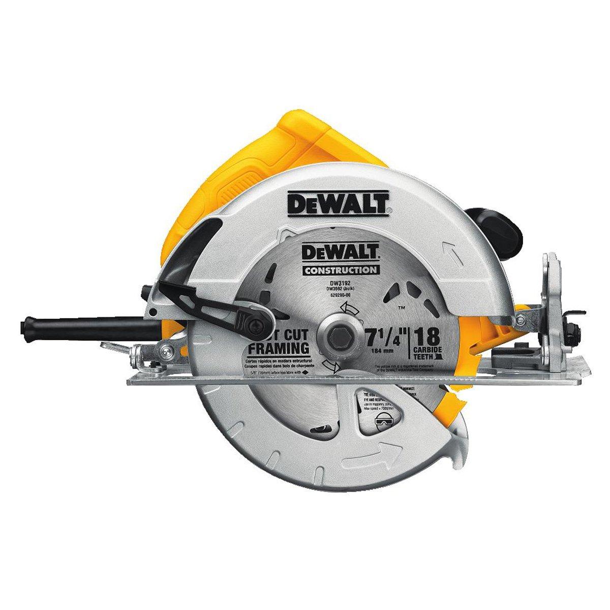 Dewalt sierra circular 1800w 7 1 4 pulg sears com mx - Sierra circular precio ...