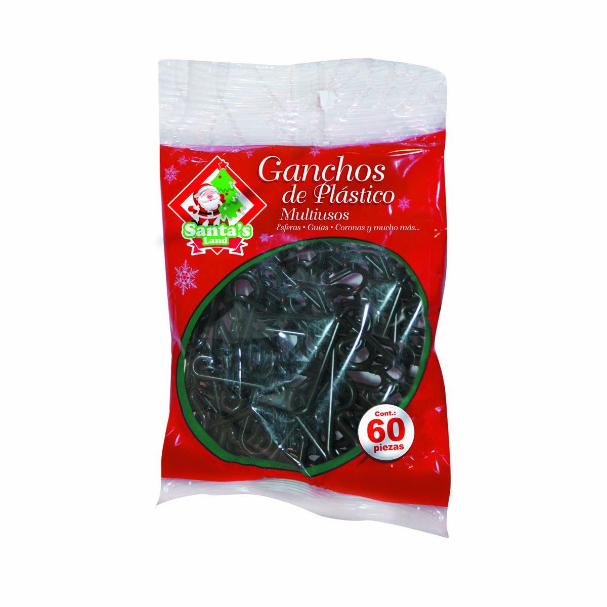Ganchos de plastico 60 piezas sears com mx me entiende for Ganchos de plastico