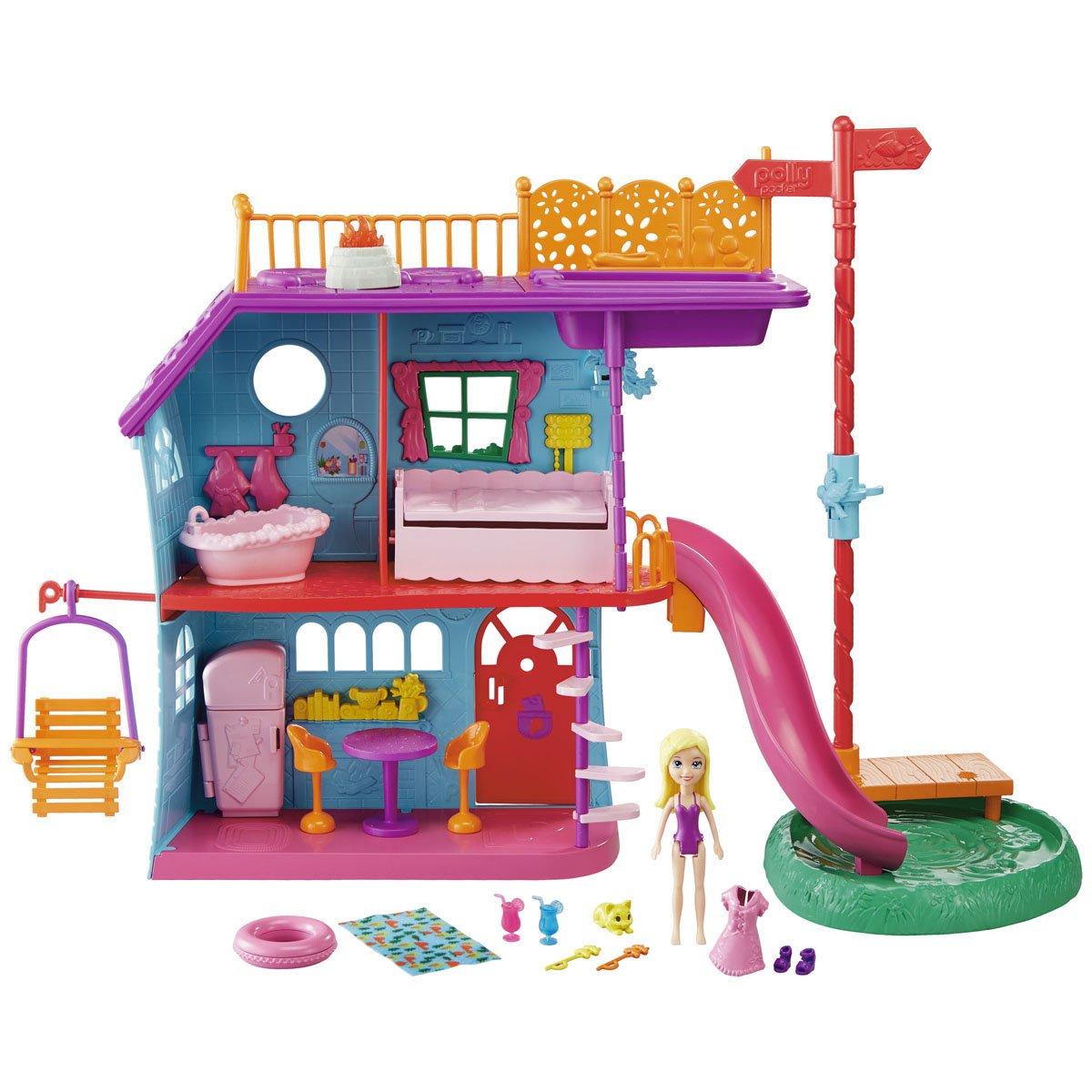 Polly pocket casa de vacaciones sears com mx me - Cambio de casa para vacaciones ...