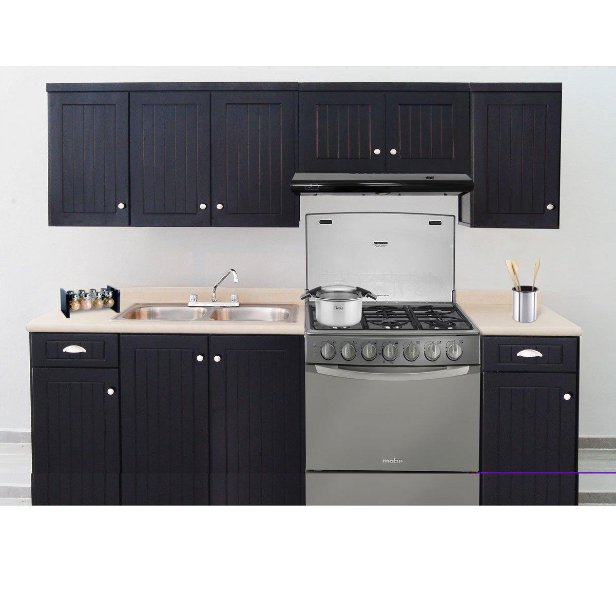 Cocina 3 metros lineales amazing cocinas lineales with for Cocina 3 metros lineales