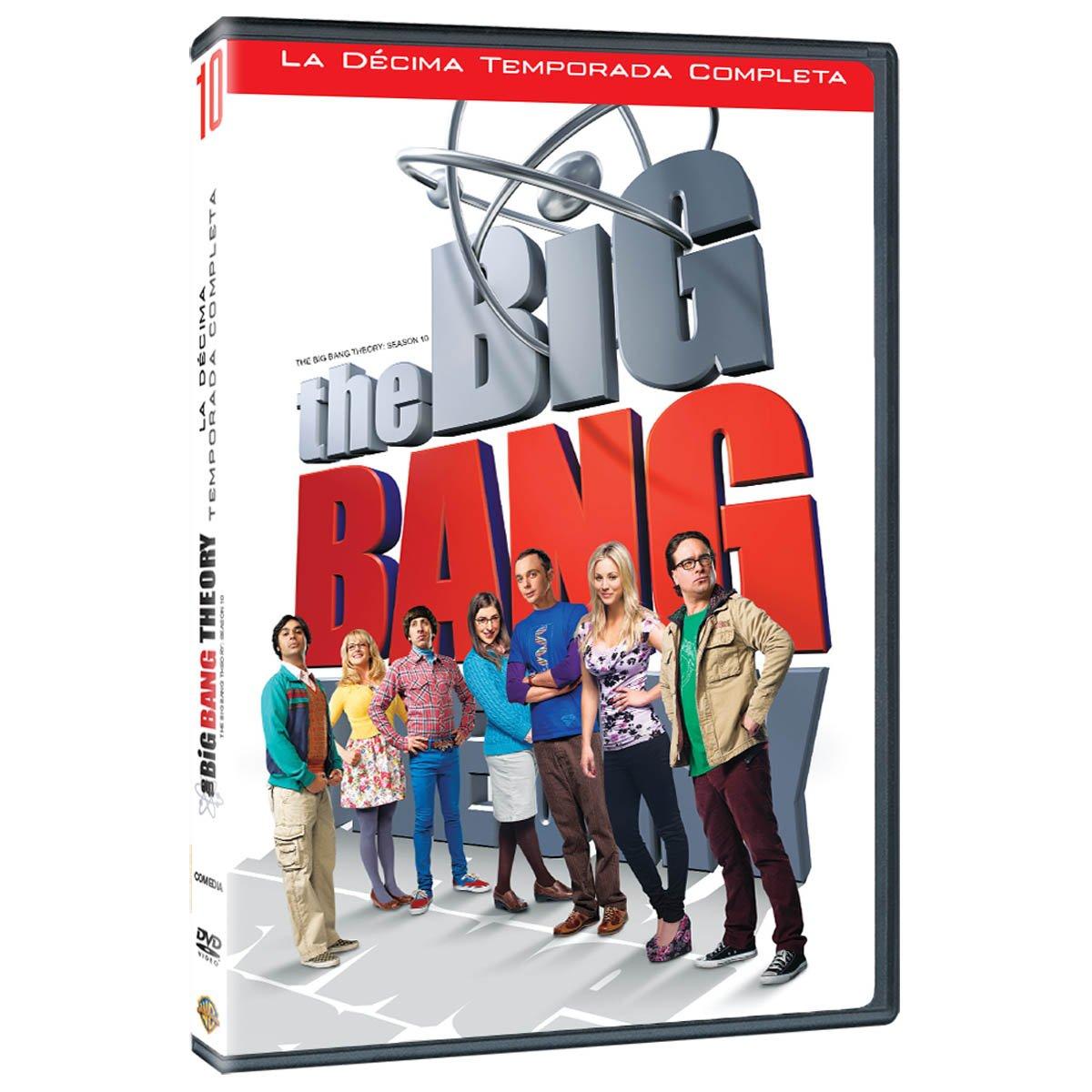 Dvd The Big Bang Theory Temporada 10 Sears Com Mx Me Entiende  # Muebles Big Bang Theory