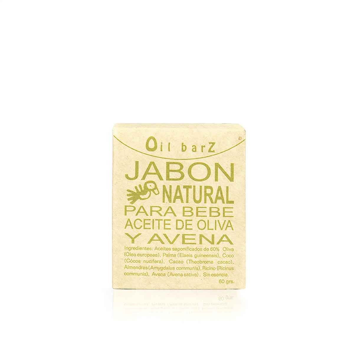 Jab n natural para bebe oliva y avena oil barz sears - Jabon natural para lavadora ...