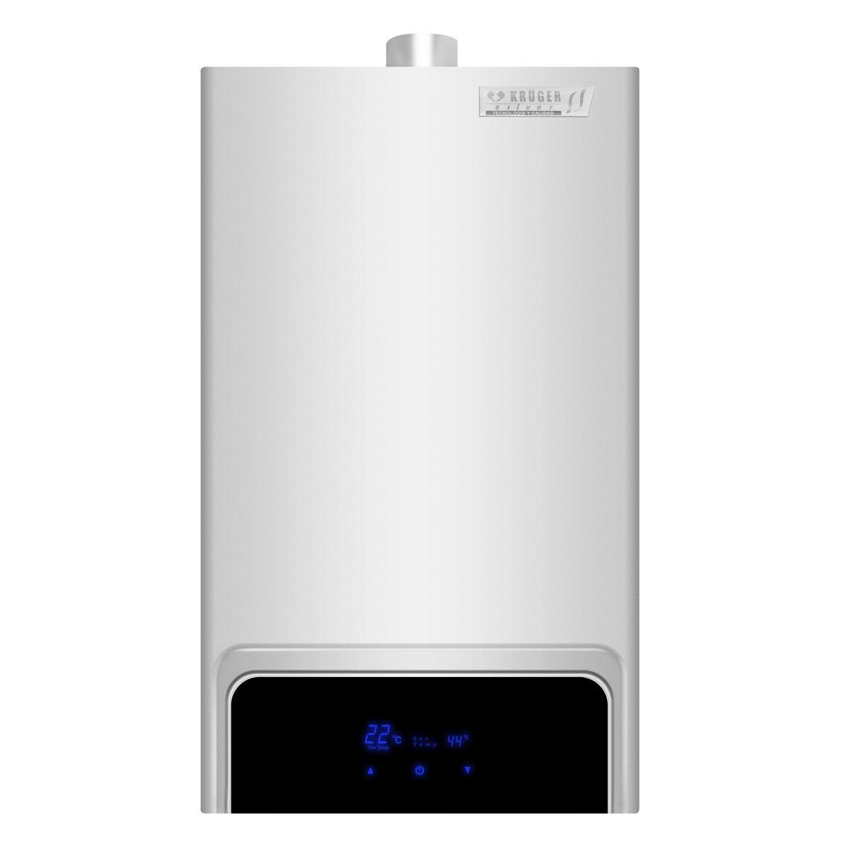 Calentador instant neo kr ger silver 16 gas lp sears com - Precio calentador de gas ...