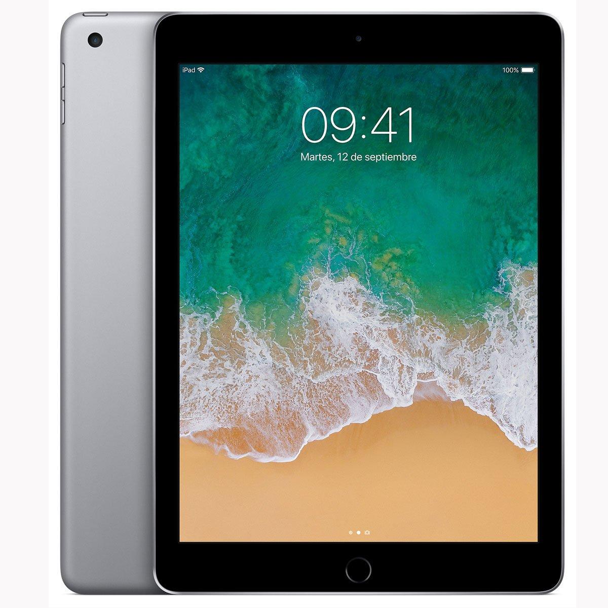 iPad 9.7 Wi-Fi 128GB space Grey MP2H2CL/A | SEARS.COM.MX - Me entiende!