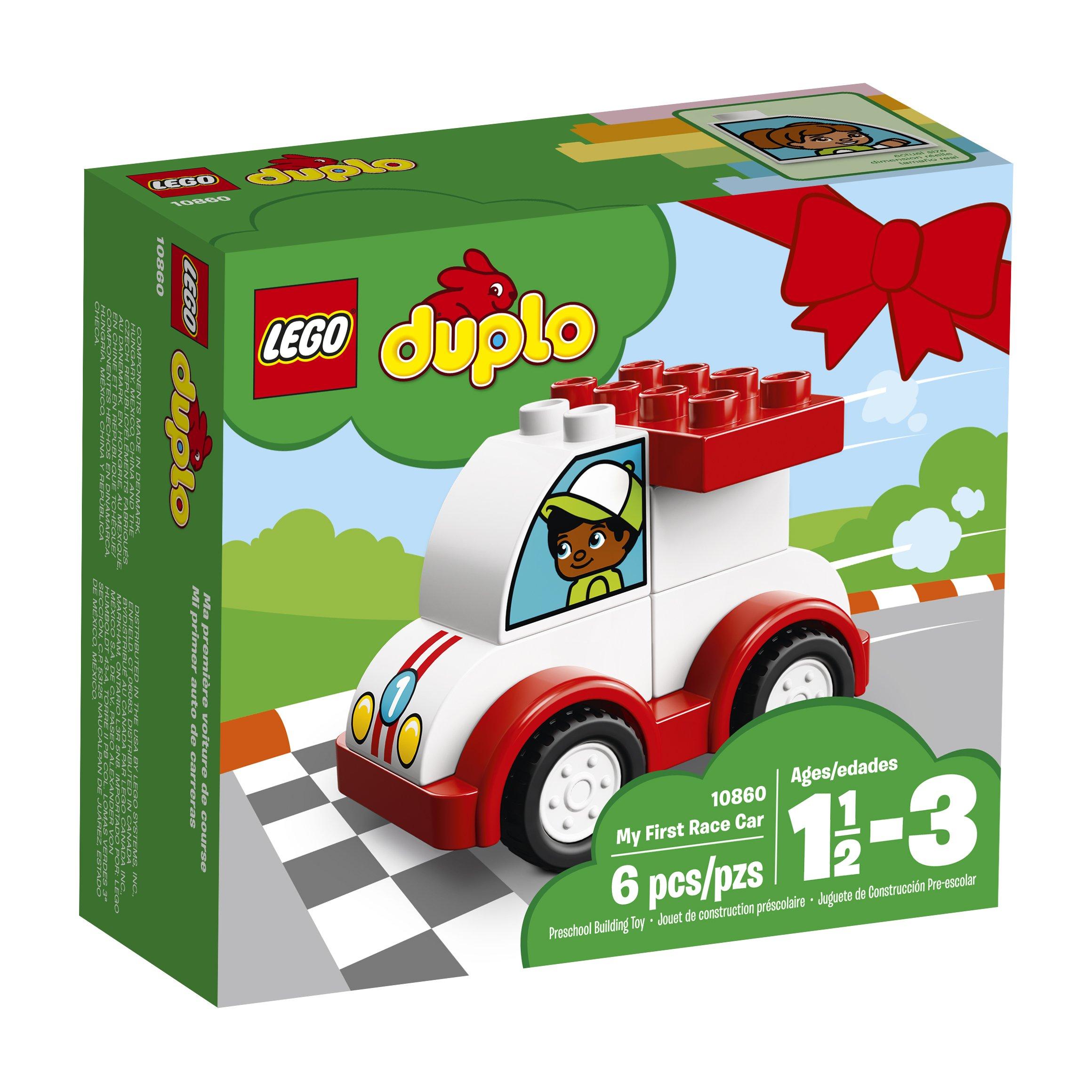 Mi primer auto de carreras LEGO | SEARS.COM.MX - Me entiende!