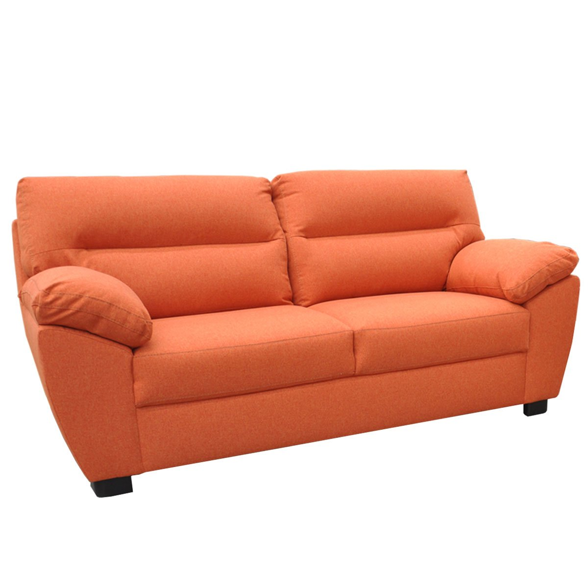 Sof Oxnard Tapiz Tela Naranja Muebles Liz Sears Com Mx Me  # Muebles Liz Sears