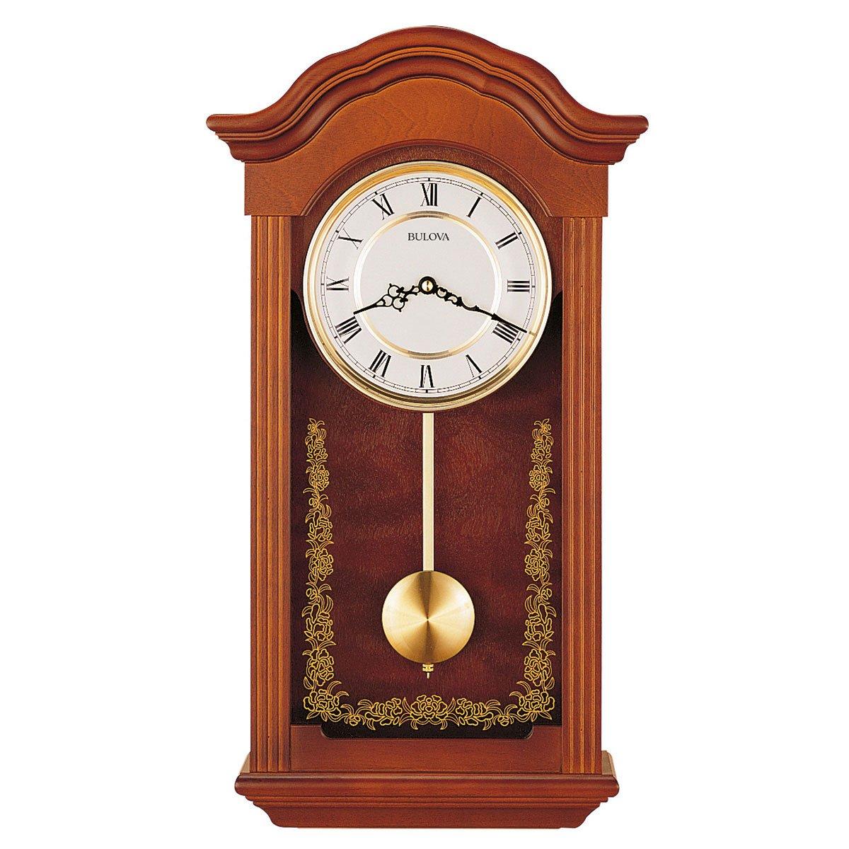 Reloj de pared baronet madera c4443 sears com mx me - Reloj decorativo de pared ...