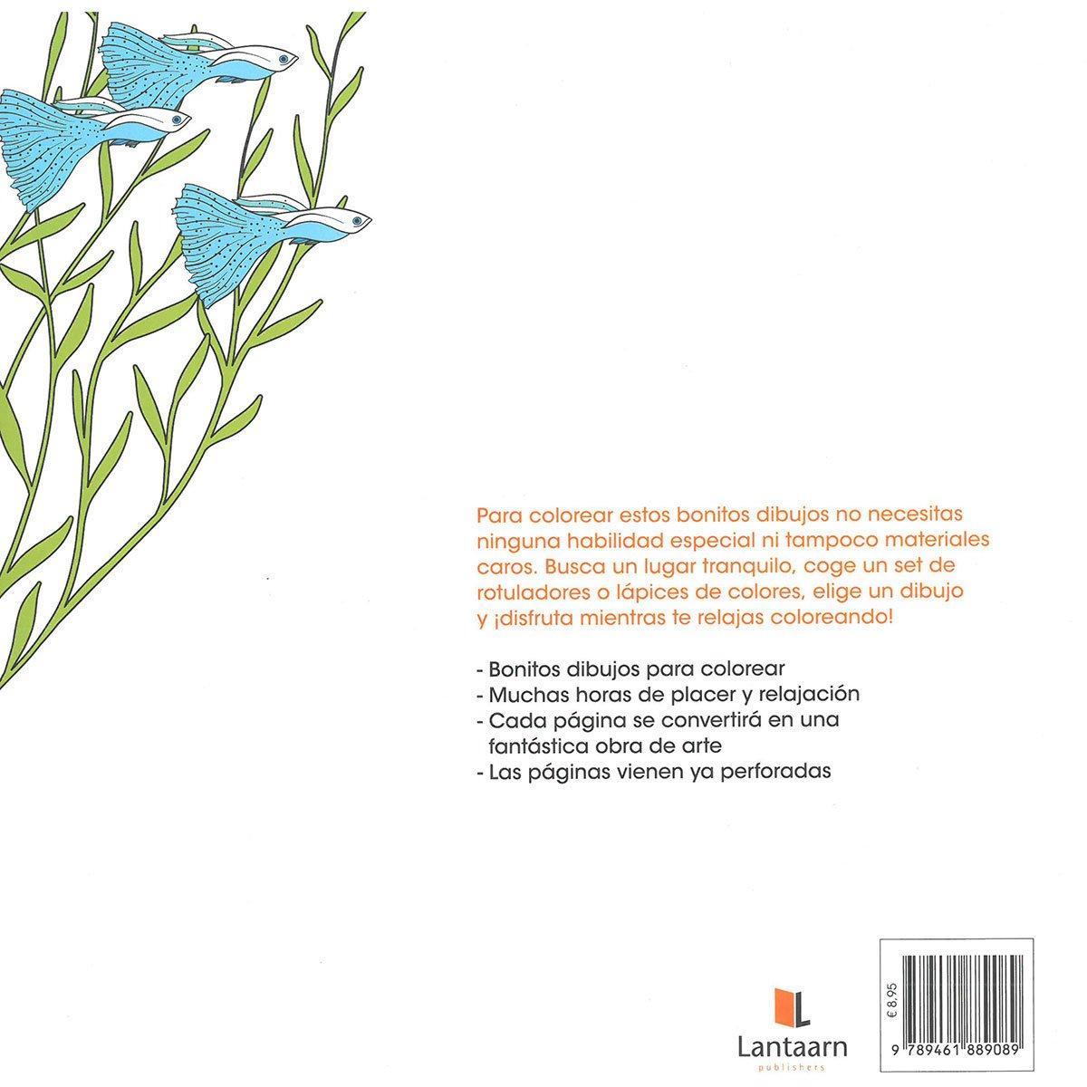 Magnífico Páginas Realistas Para Colorear Bajo El Agua ...