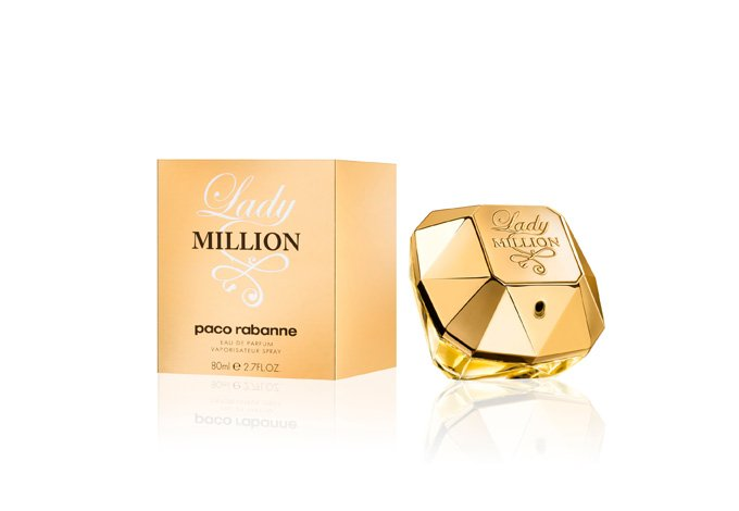 Lady Million By Paco Rabanne 100ml Edtv Sears Com Mx Me Entiende