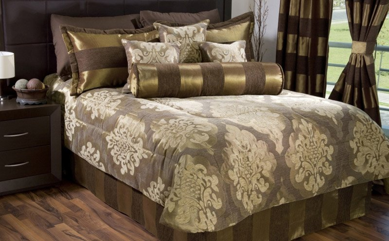 Set edred n creta king size dormireal sears com mx me for Sabanas para cama king size precios