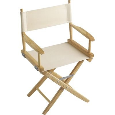 Cubierta para silla de director sand pier 1 imports for Silla de director
