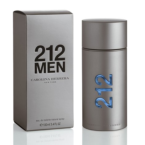 Carolina Herrera 212 para Hombre (100Ml) Edt