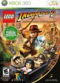LEGO INDIANA JONES 2 THE X360