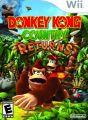 Videojuego Donkey Kong Country Returns para Nintendo WII