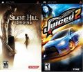 2X1: Silent Hill + Juiced 2 (PSP)