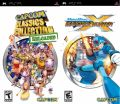 2X1: MegaMan Maverick Hunter + Capcom Classics (PSP)