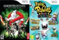 2X1: Ghost Busters + Raving Rabbids Collection (Wii)