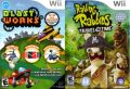 2X1: Blast Works + Raving Rabbids Travel (Wii)