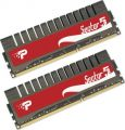 Patriot Memory 'Sector 5' G Series 4GB (2 x 2GB) 240-Pin DDR3 PC3-10666 1333MHz CAS 9-9-9-24 Dual Channel Kit PGV34G1333ELK