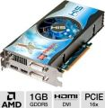 HIS Radeon HD 6790 1 GB GDDR5 Eyefinity DisplayPort DVI (HDCP) HDMI PCIe X16 2.1 Video Card (H679F1GD)
