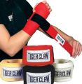 Professional 180&quot; Cloth Hand Wraps - Black