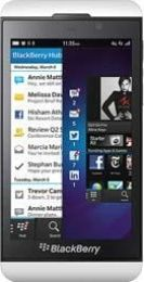 Celular Telcel BlackBerry Z10 Blanco