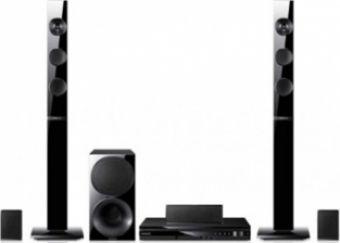 Teatro en Casa con DVD y Karaoke Samsung Modelo HT-E453K/ZX