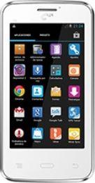 Celular Telcel Nyx Mobile NOBA Blanco
