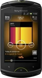Amigo Kit Sony Ericsson WT19 Live with Walkman Negro 3G