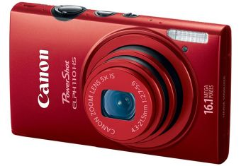 C�mara Digital 16 Mp Canon Powershot Elph 110