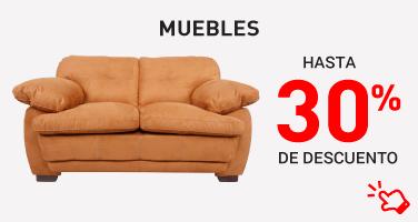 G. Muebles 30%